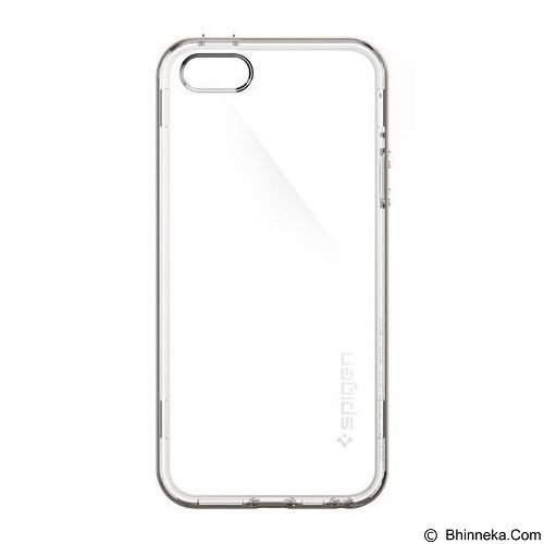 SPIGEN iPhone SE/5S/5 Case Neo Hybrid Crystal [041CS20182] - Champagne Gold - Casing Handphone / Case