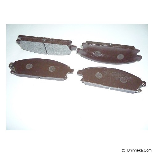 SPORT SHOT BRAKE PAD Nissan X- TRAIL FRONT - Peredam & Noise Control