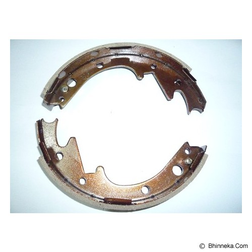 SPORT SHOT BRAKE SHOE Toyota KF20 REAR - Peredam & Noise Control