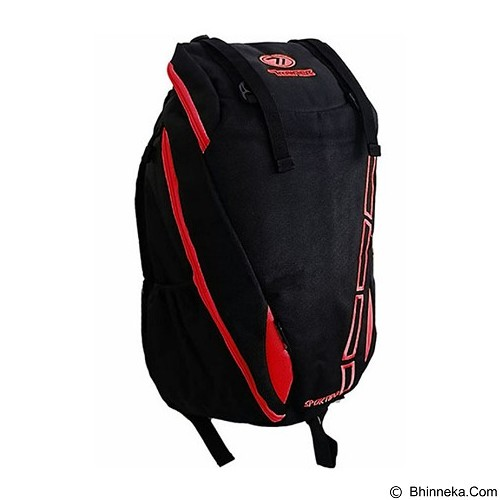 SPORTIVO Mount Trainer Laptop Backpack + Rain Cover - Red (Merchant) - Tas Punggung Sport/Backpack