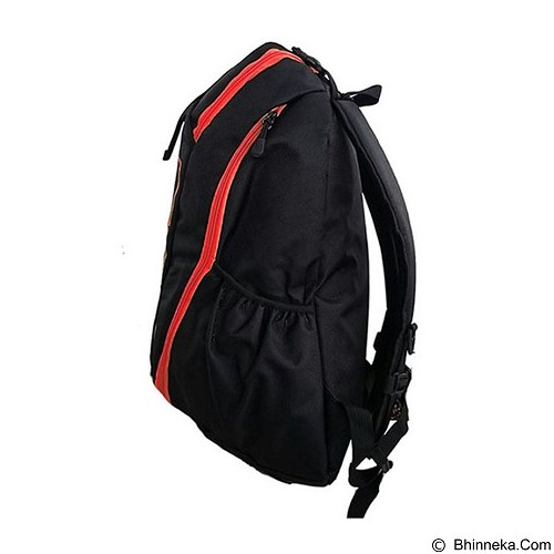 SPORTIVO Mount Trainer Laptop Backpack + Rain Cover - Red (Merchant) - Tas Punggung Sport / Backpack
