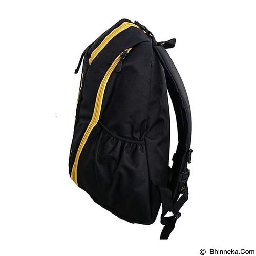 SPORTIVO Mount Trainer Laptop Backpack + Rain Cover - Yellow (Merchant) - Tas Punggung Sport/Backpack