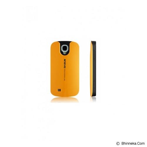 ST-VANILLA STORE Verus Case for Samsung Galaxy S4 - Orange - Casing Handphone / Case