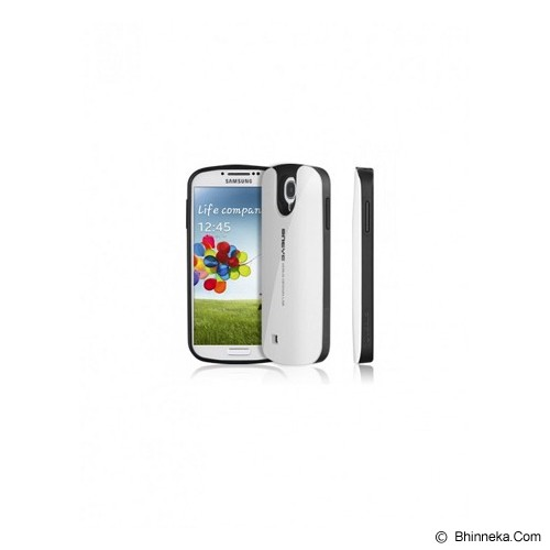 ST-VANILLA STORE Verus Case for Samsung Galaxy S4 - White - Casing Handphone / Case