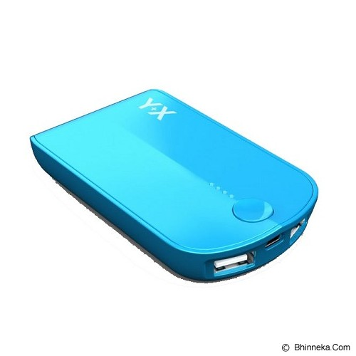 ST-VANILLA STORE Powerbank Y+X 3000mAh [PB001] - Baby Blue - Portable Charger / Power Bank