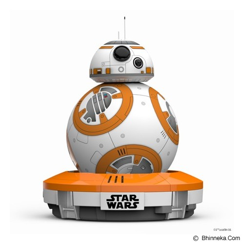 STAR WARS BB-8 by Sphero - Rocket and Space Ship Remote Control