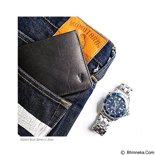 STARKE Leather Co Gallant Buck - Java - Dompet Pria