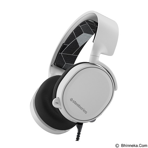 STEELSERIES Arctis 3 - White (Merchant) - Gaming Headset
