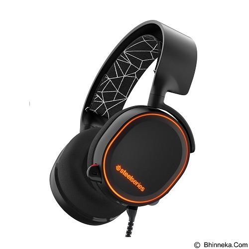 STEELSERIES Arctis 5 Black (Merchant) - Gaming Headset