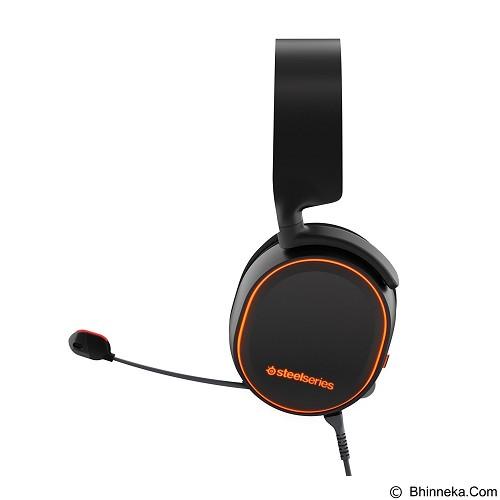 STEELSERIES Arctis 5 - Black - Gaming Headset