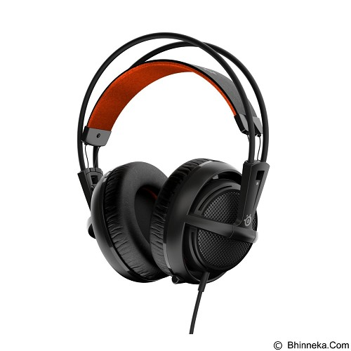 STEELSERIES Headset Siberia 200 - Black (Merchant) - Gaming Headset