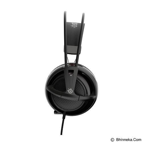 STEELSERIES Headset Siberia 200 -  Black (Merchant) - Gaming Headset