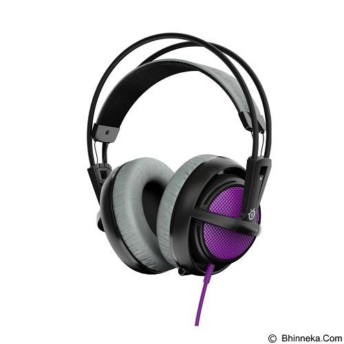 STEELSERIES Headset Siberia 200 -  Sakura Purple (Merchant) - Gaming Headset