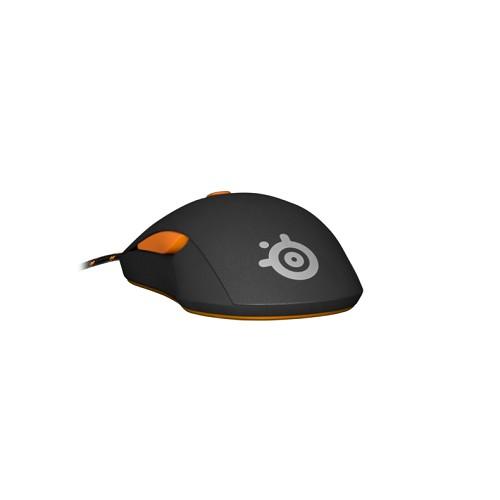 STEELSERIES Kana V2 - Black - Gaming Mouse