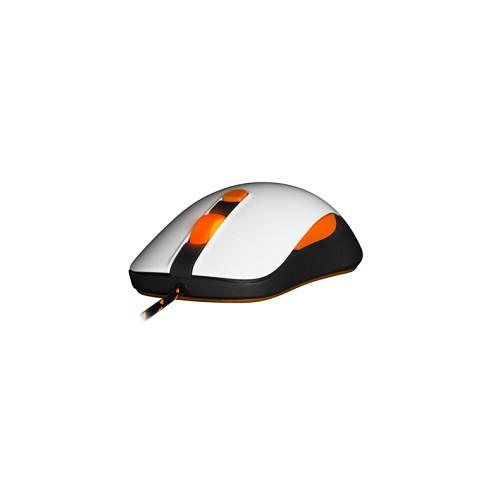 STEELSERIES Kana V2 - White - Gaming Mouse