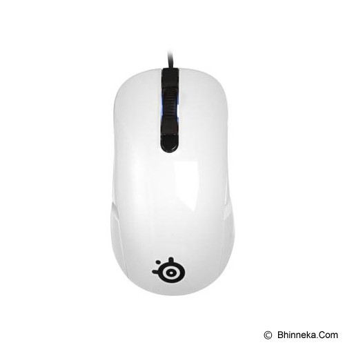STEELSERIES Kana - White - Gaming Mouse