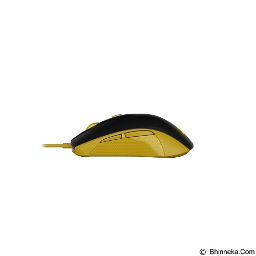 STEELSERIES Mouse Rival 100 - Proton Yellow (Merchant) - Gaming Mouse