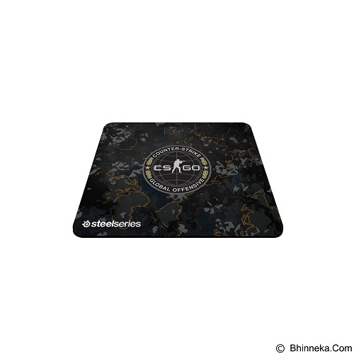 STEELSERIES QcK+ CS:GO CAMO Edition (Merchant) - Mousepad Gaming