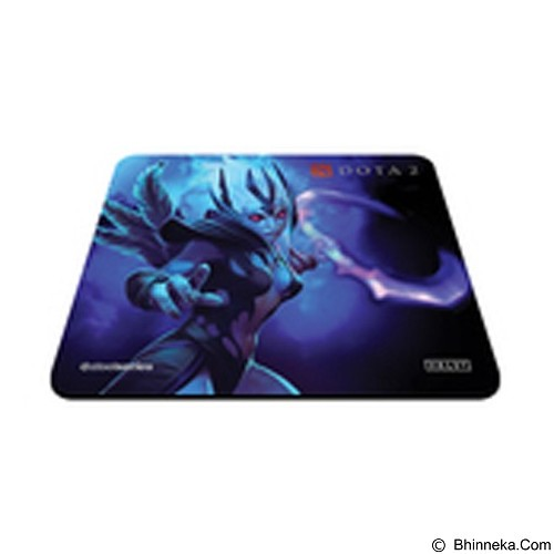 STEELSERIES QcK+ DotA 2 Vengeful Spirit Edition - Mousepad Gaming