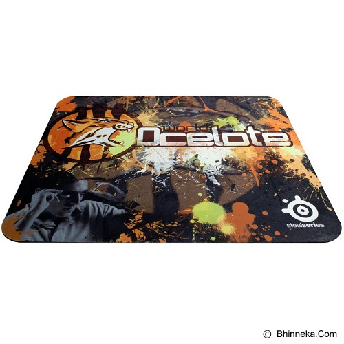 STEELSERIES QcK SK Ocelote Edition - Mousepad Gaming