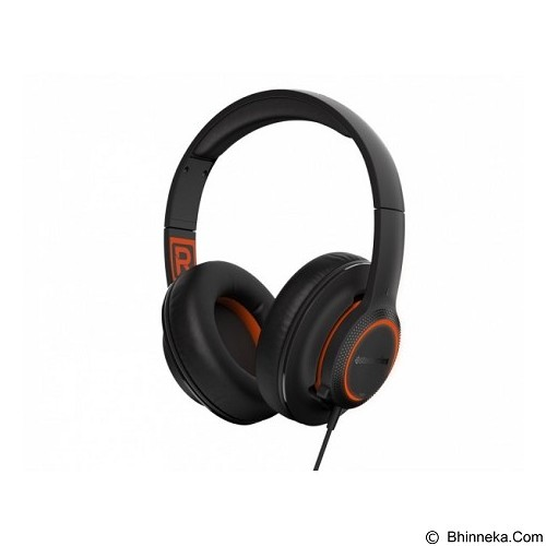 STEELSERIES Siberia 150 USB - Black - Gaming Headset