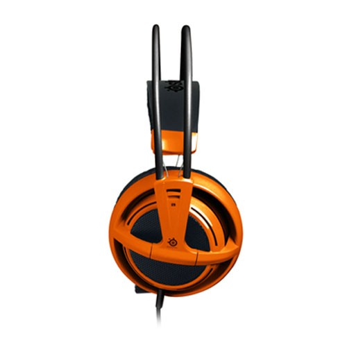 STEELSERIES Siberia v2 Full-Size Headset - Orange - Gaming Headset