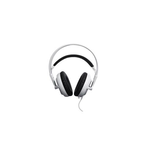 STEELSERIES Siberia v2 Full-Size Headset - White - Gaming Headset