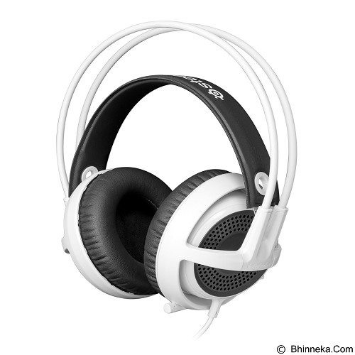 STEELSERIES Siberia V3 Prism - White - Gaming Headset