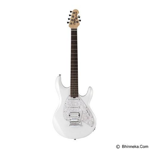 STERLING Electric Guitar Silhouette Series [SILO30-WH] - White - Gitar Elektrik