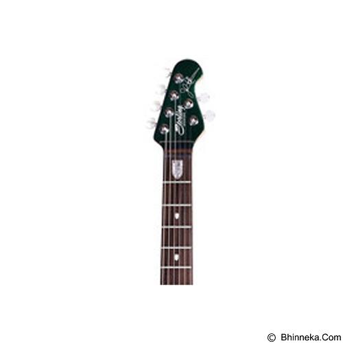 STERLING Gitar Elektrik JP60 John Petrucci - Mystic Green - Gitar Elektrik