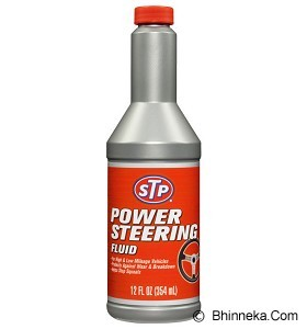 STP Power Steering Fluid [ST-0930] (Merchant) - Cairan Pelumas Power Steering