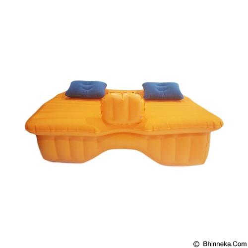 SUGU 2 in 1 Matras Mobil - Orange (Merchant) - Organizer Mobil