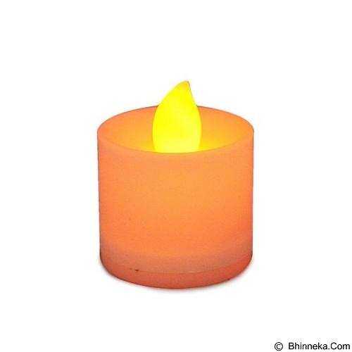 SUGU Lilin Elektrik - Yellow (Merchant) - Lampu Meja