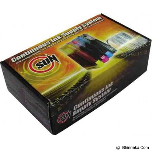 SUN CISS Infus Modifikasi Epson T30 - Printer Empty Cartridges
