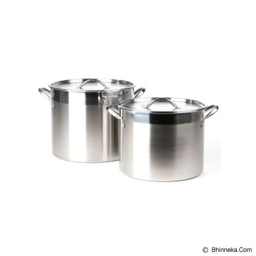 SUPRA 2-in-1 Stock Pot [SSST2IN1] - Panci Set