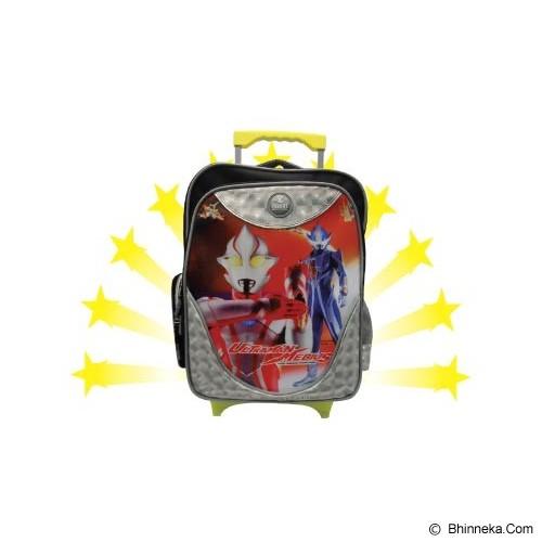 SWAN Prelite Roll G3 Trolley School Ultraman - Tas Anak