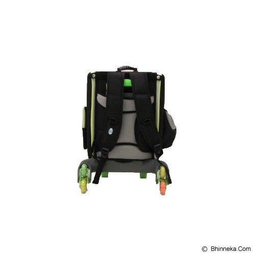 SWAN Ultralite Trolley - Black - Tas Anak