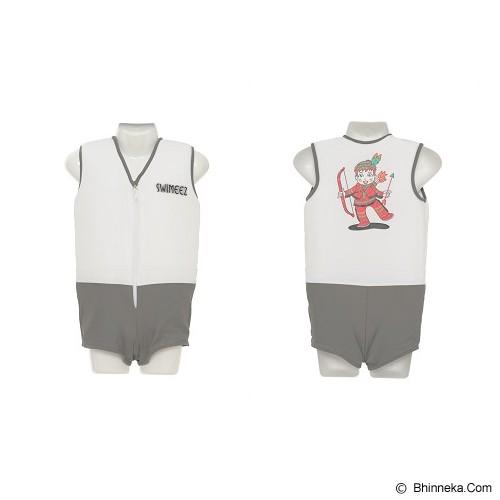 SWIMEEZ Bowman - Silver - Setelan / Set Bepergian/Pesta Bayi dan Anak