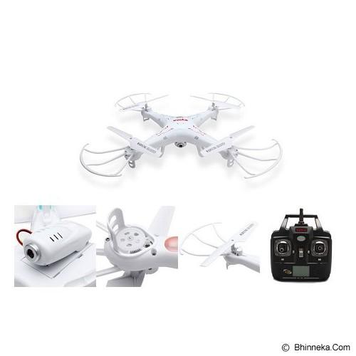 SYMA Quadcopter X5C Explorer + Spycam - Drone
