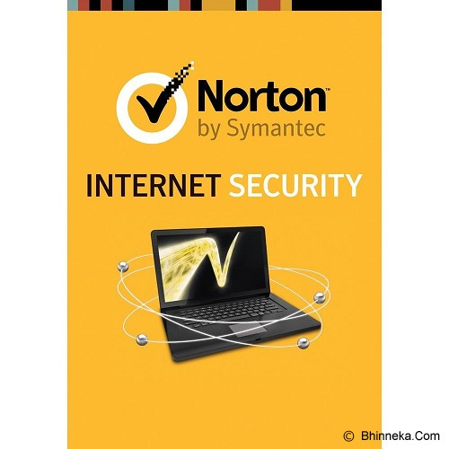 SYMANTEC Norton Internet Security (1-User) - Client Software Internet Security Fpp