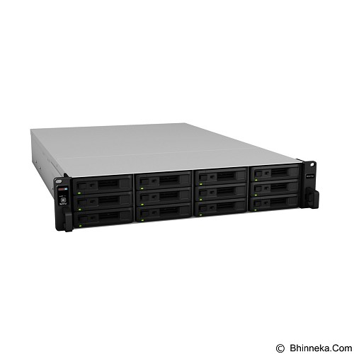 SYNOLOGY 12 Bay SAS/SATA Expansion Unit [RX1217sas] - Server Option Bracket