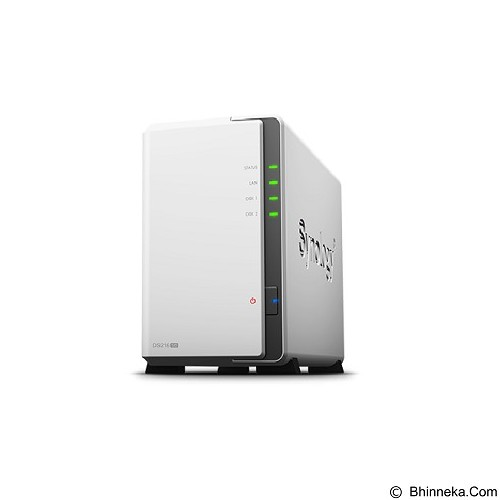 SYNOLOGY DiskStation [DS216se] (Merchant) - Nas Storage Tower