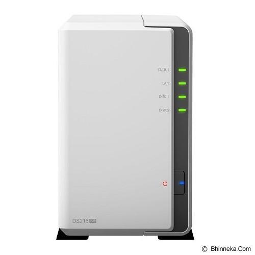 SYNOLOGY NAS 2Bay Diskstation 12TB [DS216SE] - Nas Storage Tower