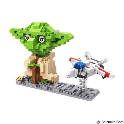 LOZ Gift Large 9530 Yoda Star Wars [305002286] - Building Set Movie