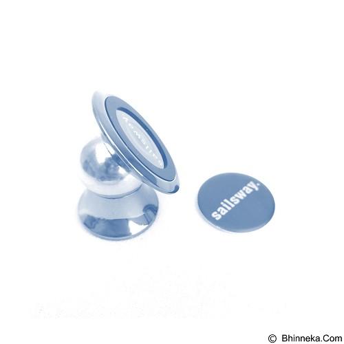 Sailsway Car Bracket Mobile Phone [SWB01] - Silver (Merchant) - Gadget Docking