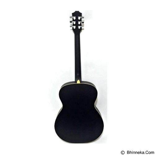 Salomo Musik Grande Gitar Akustik String [GW235BK] - Black (Merchant) - Gitar Akustik Elektrik