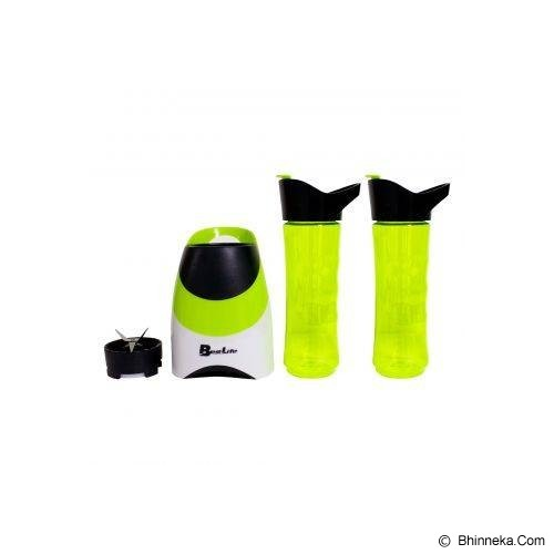 Shake n Take Sporty With Double Cup - Green - Blender