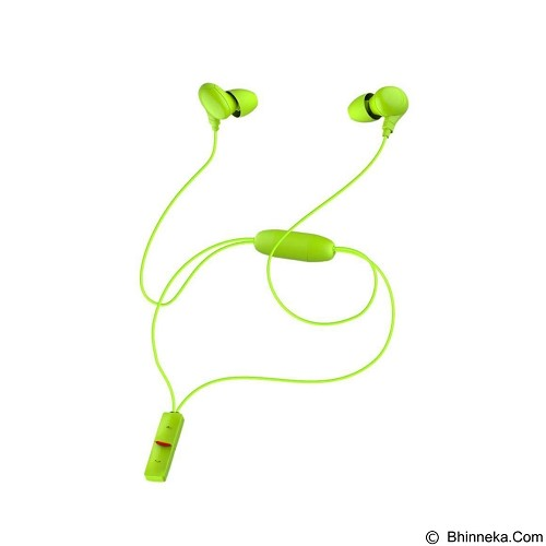 Syllable Necklace Running Wireless Bluetooth Earbuds [A6] - Green (Merchant) - Headset Bluetooth