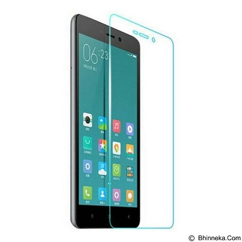 TAFF Tempered Glass 2.5D for Xiaomi Redmi 3/3s (Merchant) - Screen Protector Handphone