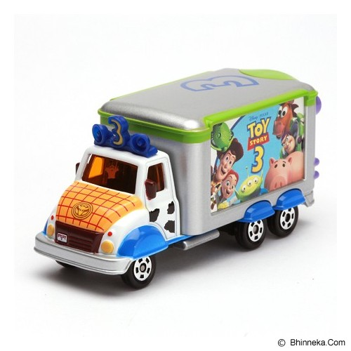 TAKARA TOMY Tomica George Float Toy Story 3 [T4904810454175] - Die Cast